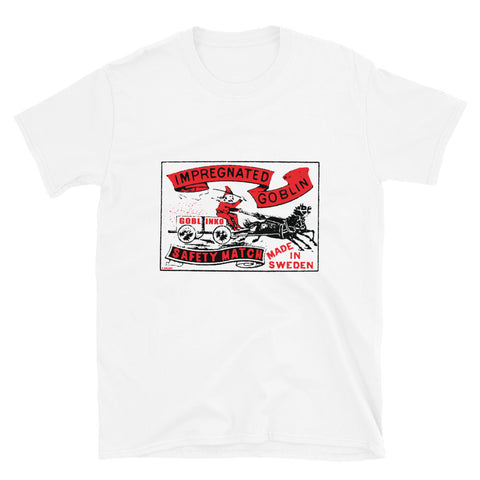 Hot Dogs Run Free Short-Sleeve Unisex T-Shirt