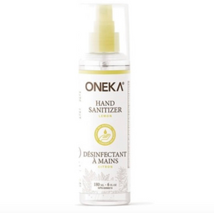 Natural Hand Sanitizer by Oneka
