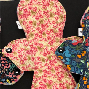 Reusable Cloth Pad by Rhymes with Orange