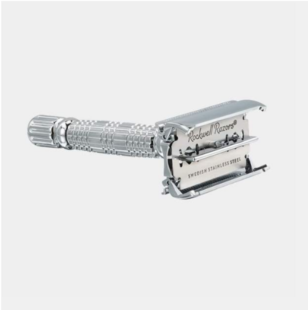Double Edge Safety Razor by Rockwell