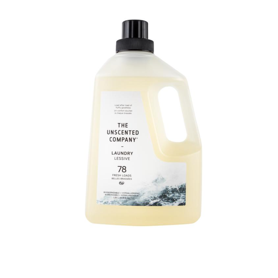 Laundry Soap by the Unscented Company