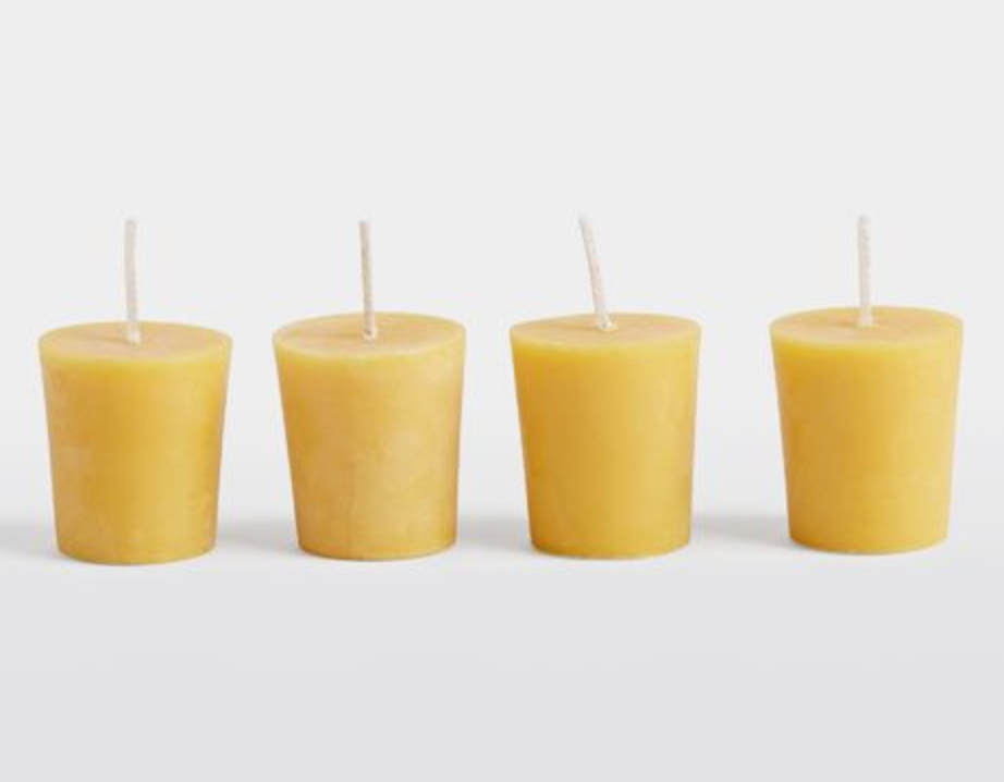 Beeswax Candles by Beeglo