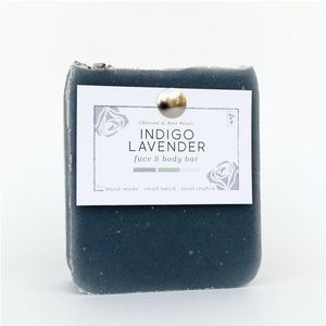 Bar Soap by Charcoal and Rose Petals