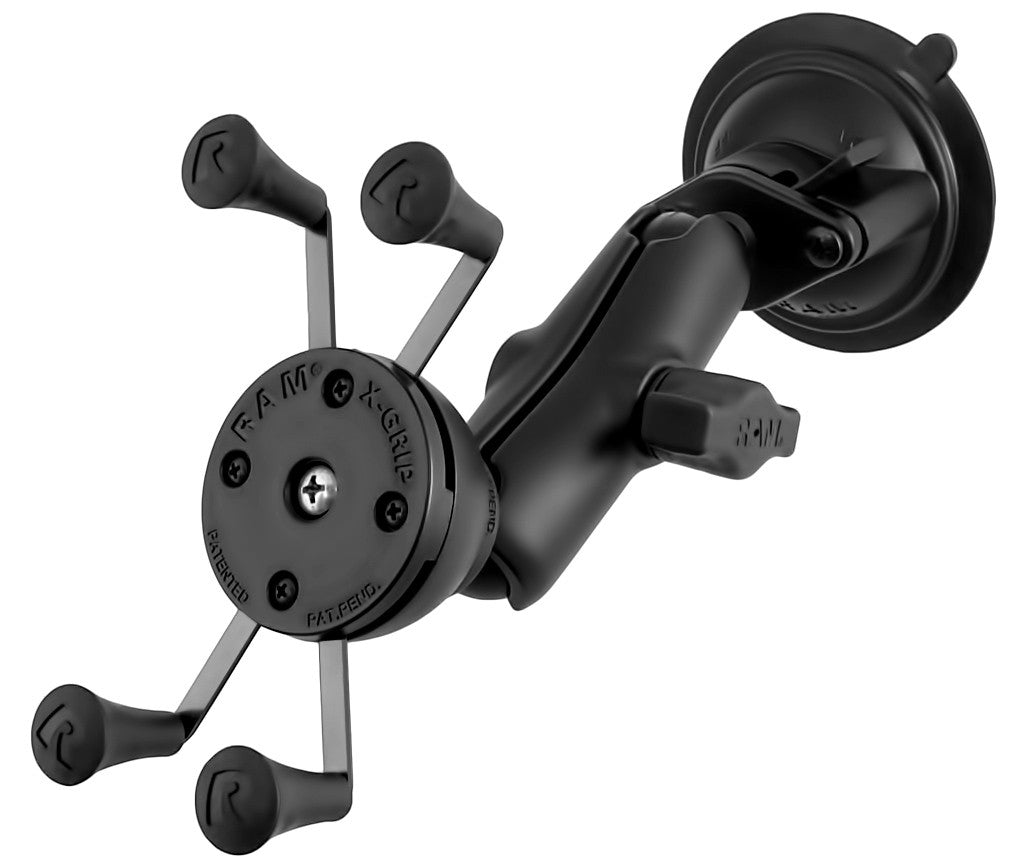 RAM Twist Lock Suction Cup Mount with SLX-Grip