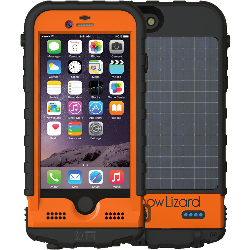 Snow Lizard Iphone  Plus Case