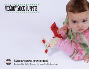 HiKoo Sock Puppets Booklet