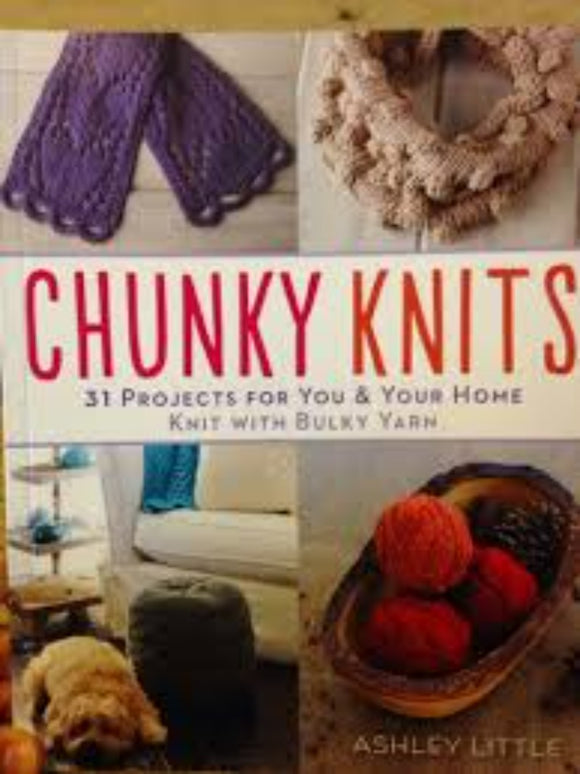 Chunky Knits Book