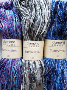Diamond Luxury Summertime Shawl