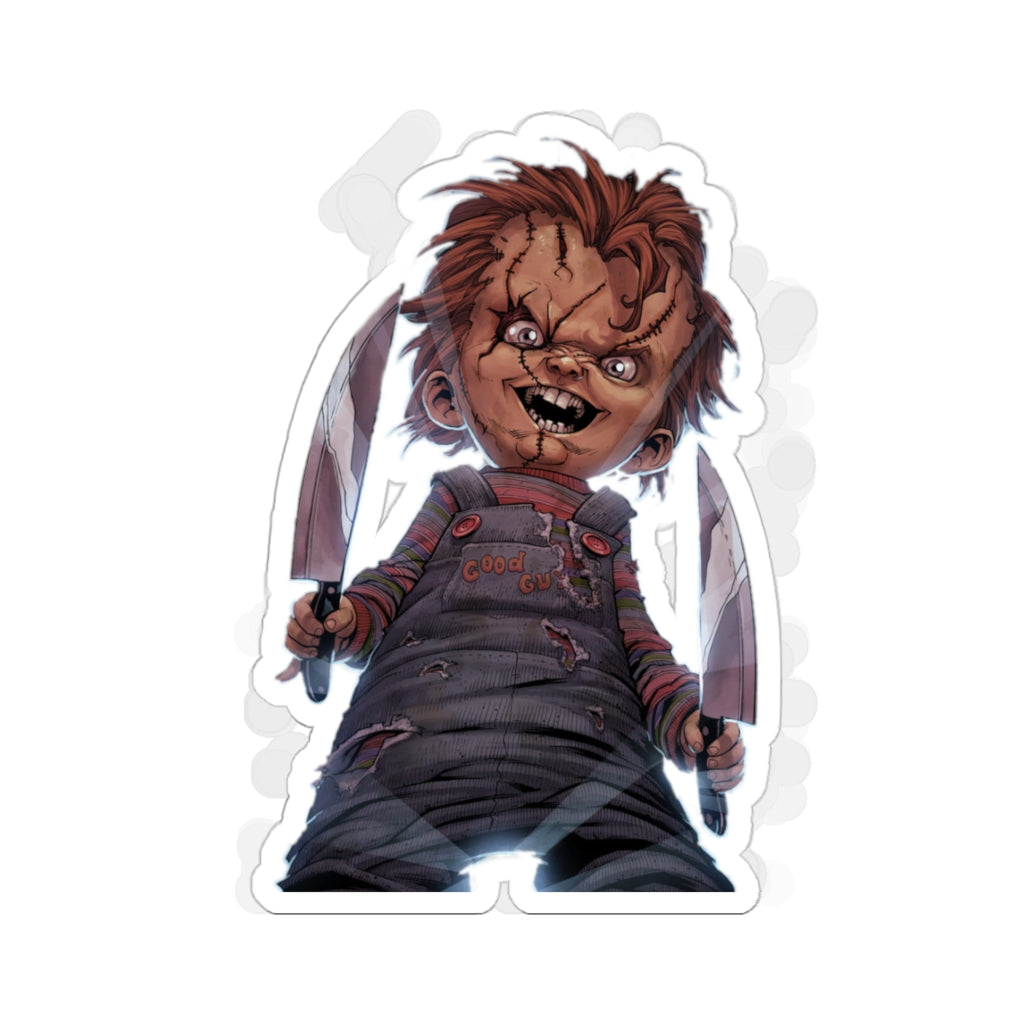 Chucky Kiss-Cut Sticker
