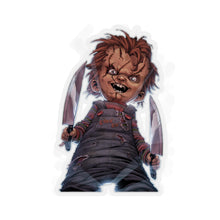Load image into Gallery viewer, Chucky Kiss-Cut Sticker
