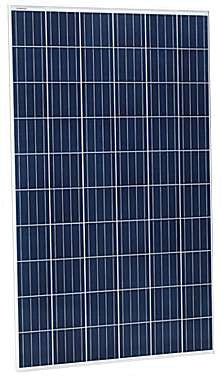 Hitek Solar 265w 4BB Poly Panel