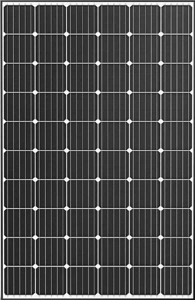 300w Perc Mono Solar Panel Latest Technology Hitek