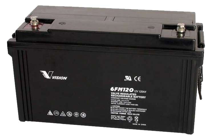 12v 120Ah AGM Battery
