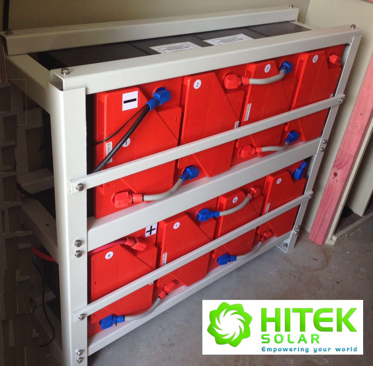 14.4kWh Retrofit Solar Hybrid Storage Add-On System (New Years Promo Special only 1 left) !!