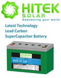 12v 120Ah Pure Lead Carbon SuperCapacitor (LCS Pb-C) Battery