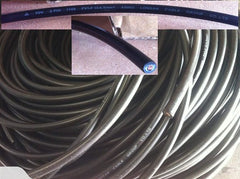 Solar PV DC 4mm Cable Black