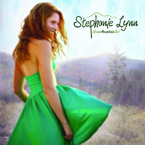 Stephanie Lynn - Green Mountain Girl EP CD + Digital Download