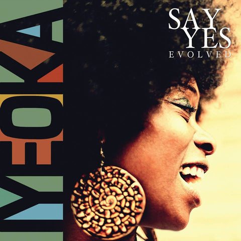 "Iyeoka - ""Say Yes Evolved"" CD"