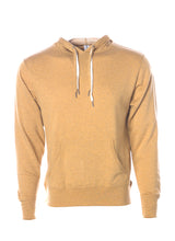 Load image into Gallery viewer, Unisex French Terry Hoodie Golden Wheat Yellow Pullover Sweatshirt