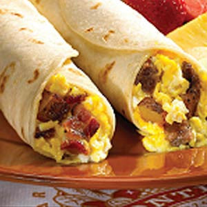 Breakfast & Taco Sandwiches