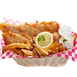 Fried Fish Basket