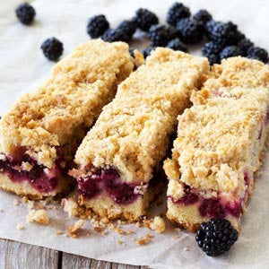 Black Berry Bars