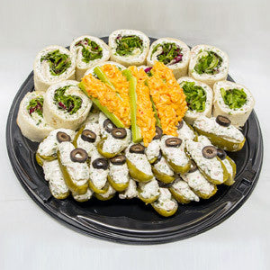 Stuffed Jalapeno and Celery Tray