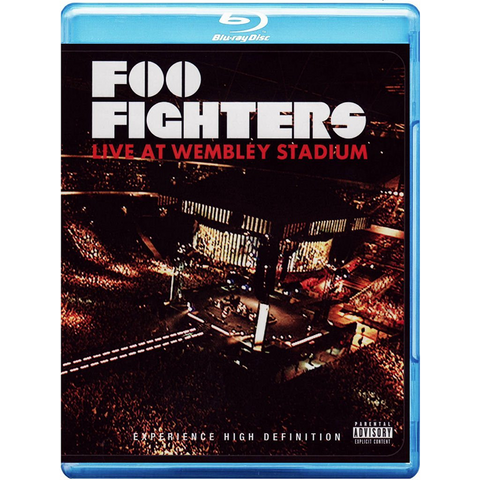 Live At Wembley Stadium Blu-Ray