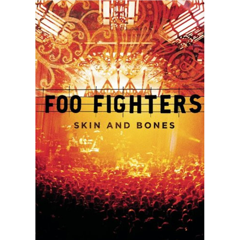 Skin and Bones DVD - Foo Fighters - 1