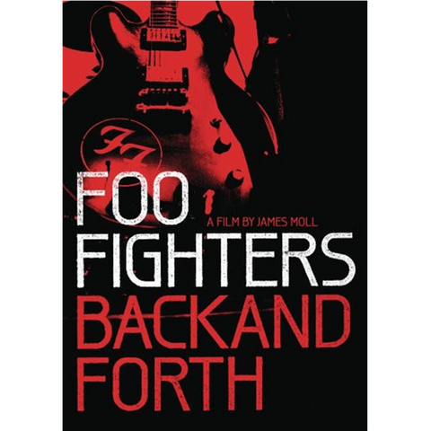 Back and Forth DVD