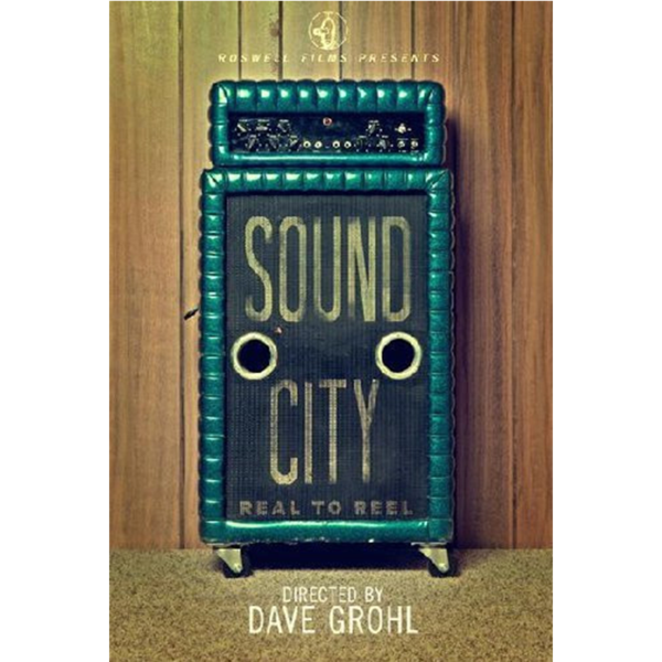Sound City DVD - Foo Fighters - 1
