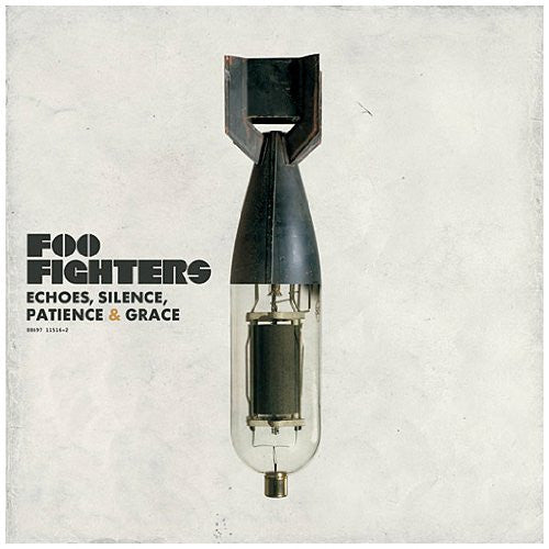Echoes, Silence, Patience and Grace Vinyl - Foo Fighters