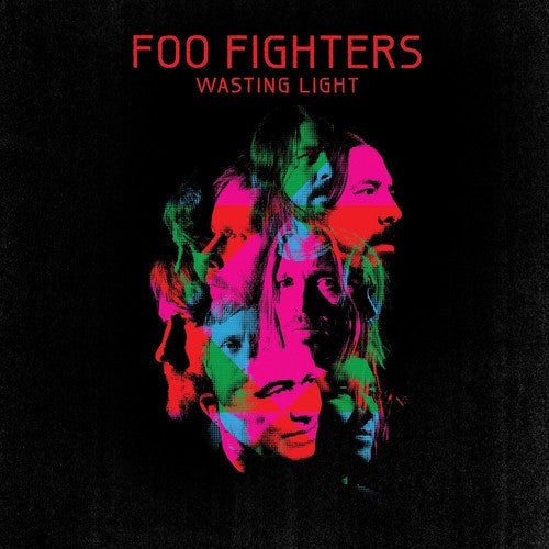 Wasting Light Vinyl - Foo Fighters