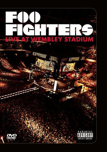 Live At Wembley Stadium Dvd Foo Fighters Store