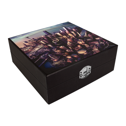Wooden Collectors Box