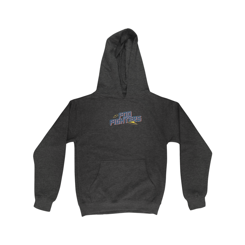 UFO Youth Pullover Hoodie - Foo Fighters
