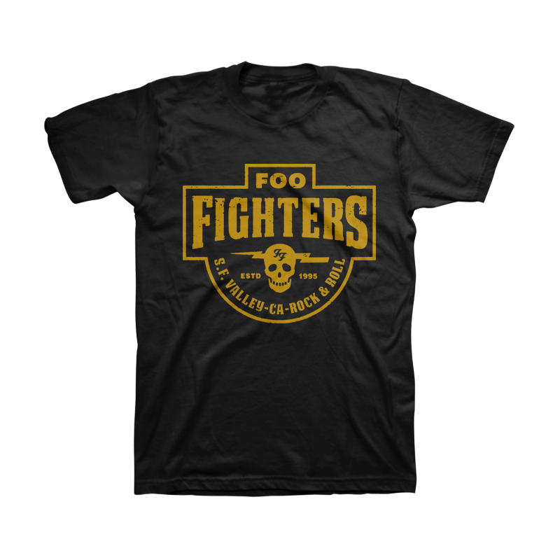 Insignia Unisex Tee - Foo Fighters