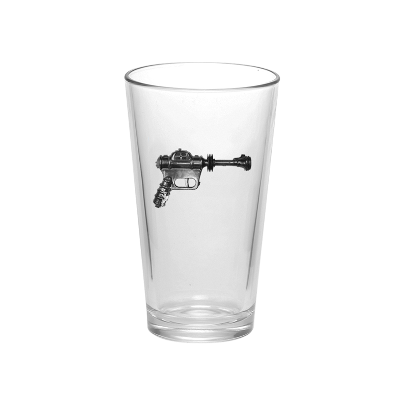 Raygun Pint Glass - Foo Fighters