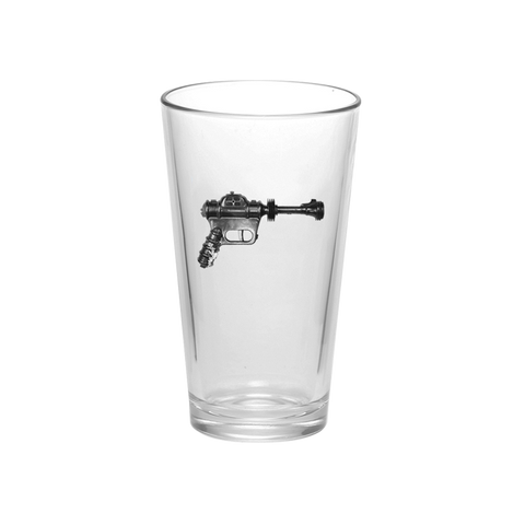 Raygun Pint Glass