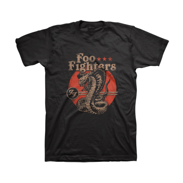 Cobra Unisex Tee - Foo Fighters