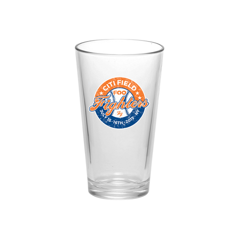 Citi Pint Glass
