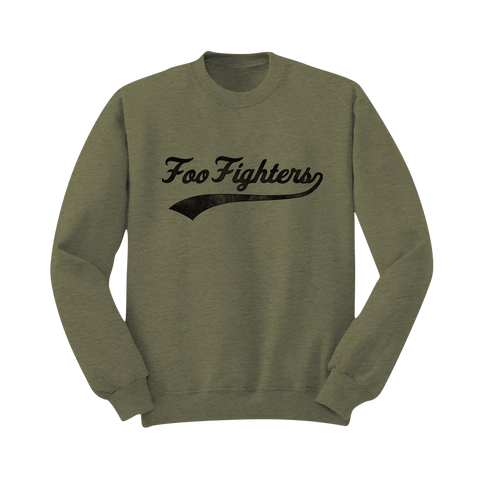 Foo Ball Crewneck Sweatshirt