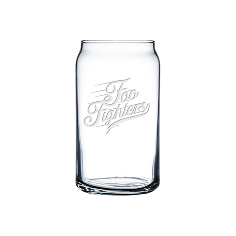 Speed Foo Beer Can Glass