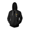 Insignia Zip Hoodie - Foo Fighters - 3