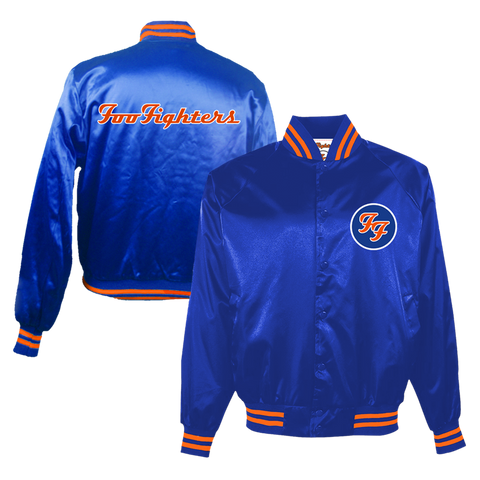 Citi Field Satin Jacket