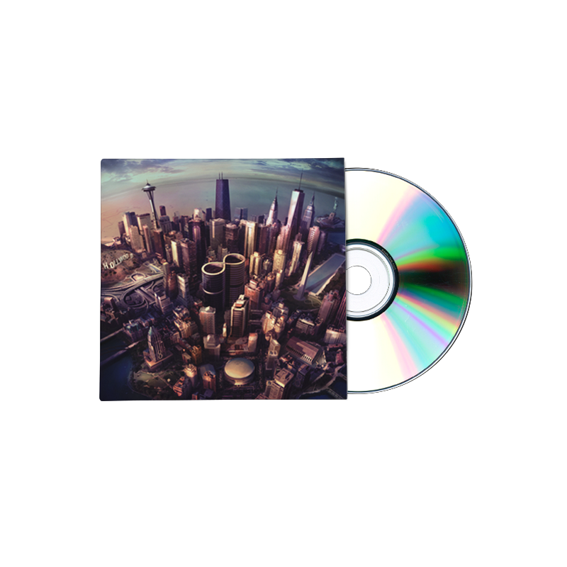 Sonic Highways CD - Foo Fighters