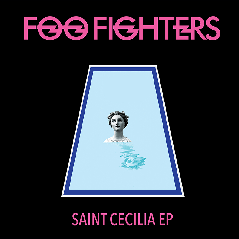 Saint Cecilia EP Vinyl - Foo Fighters