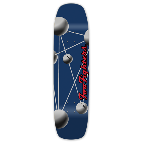 Molecules Skate Deck