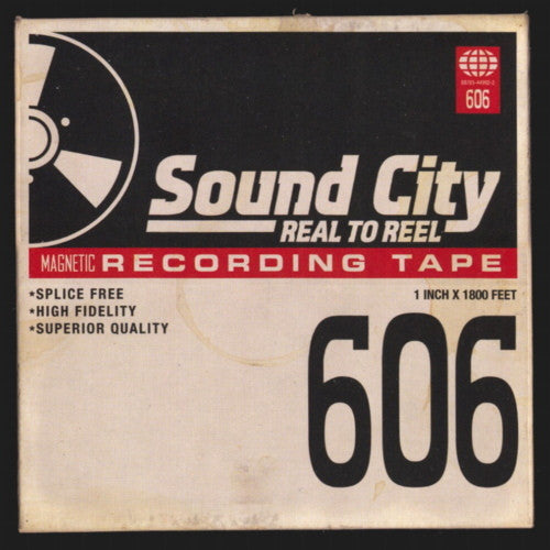 Sound City Real to Reel Vinyl - Foo Fighters