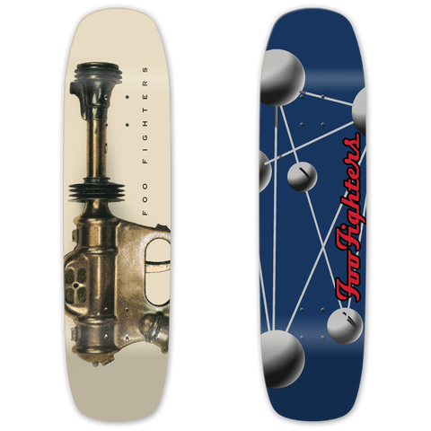 Album Cover Skate Deck 2 Pack